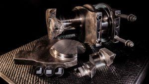 Crankshaft metallurgy analysis