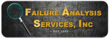 Failure Analysis Services, INC Logo